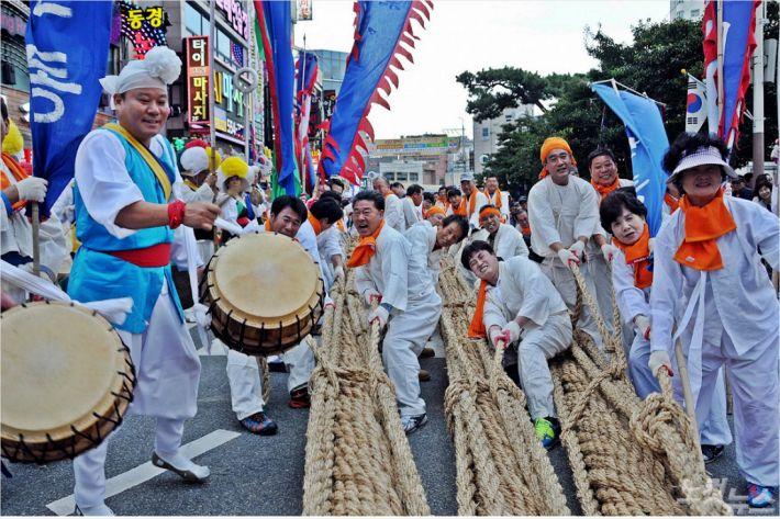 동래읍성역사축제. (자료사진)