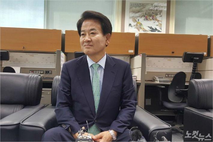 민주평화당 정동영 대표 자료사진