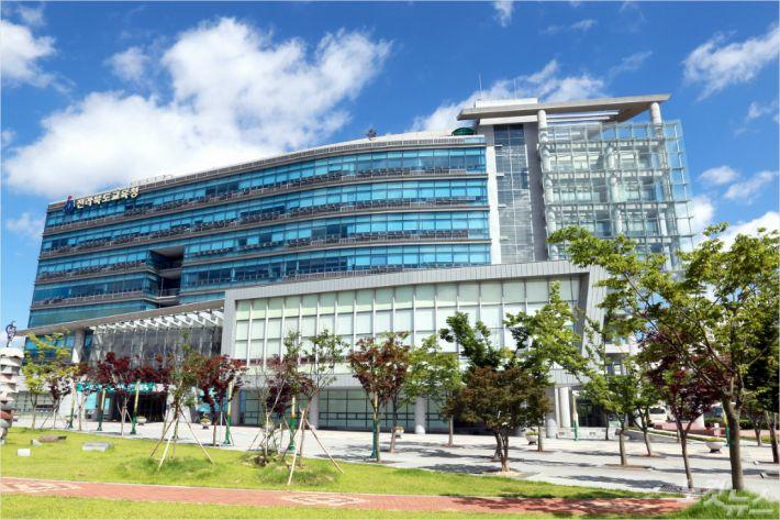전북교육청 전경 자료사진