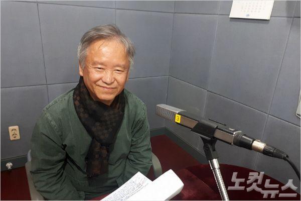 강원CBS'시사포커스 박윤경입니다'에 출연한 춘천문화재단 최돈선 이사장(사진=강원CBS)