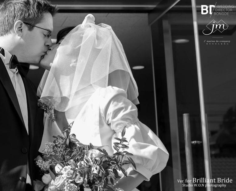 [화보] 김혜선♥스테판 지겔의 축제 같은 결혼식