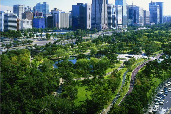 2020년 6월이면 도시공원 일몰제로 인해 제주지역 상당수 도시공원이 사라질 위기를 맡고 있다. (자료사진)