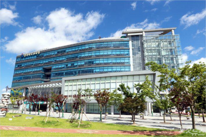 전라북도교육청 전경 자료사진