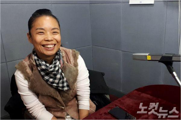 강원CBS'시사포커스 박윤경입니다'에 출연한 이혜정씨(사진=강원CBS)