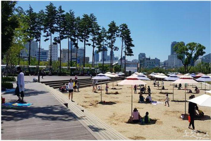 부산시민공원(=자료 사진)