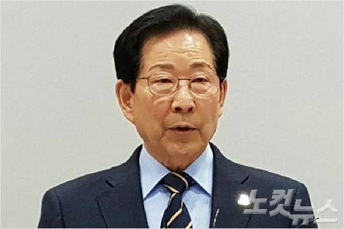 검찰, 라이트월드 고발 우건도 전 충주시장 무혐의 처분