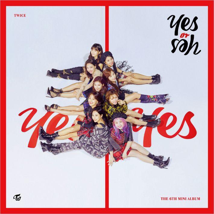 트와이스 'YES or YES', 日 오리콘 위클리 앨범차트 정상