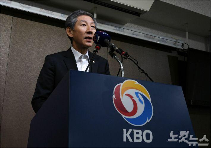 """충격에 빠진 KBO """"선동열 감독 사퇴, 간곡히 만류했는데…"""""""