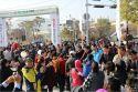 BNK경남은행, 김해시 해반천 걷기대회 열어