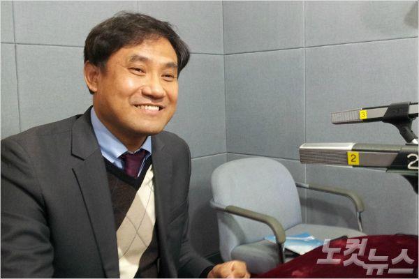 상지여고 지창욱 교사(사진=강원CBS)