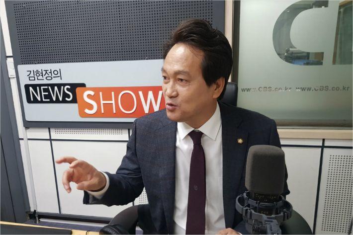 """안민석 """"국회파행 김성태...당권 노리고 민심 외면"""""""