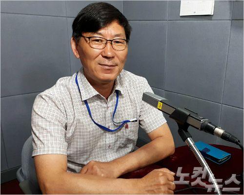 춘천시민네트워크 오동철 운영위원장(사진=강원CBS)