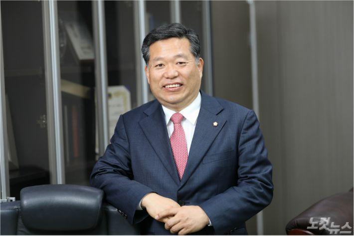 민주평화당 김종회 의원 자료사진