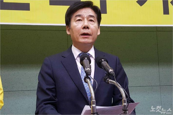 국회 이용호 의원(무소속 남원·임실·순창) 자료사진