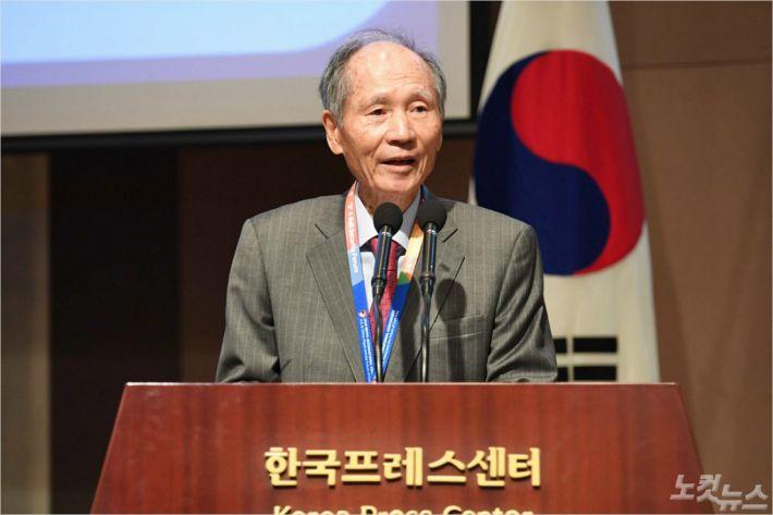 박재규 경남대학교 총장(사진=경남대 제공)