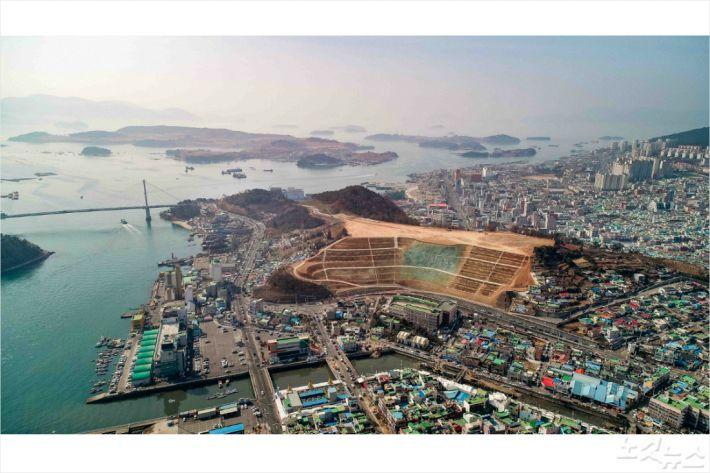 여수 10대 사건 후보에 오른 남산공원(사진=여수시)