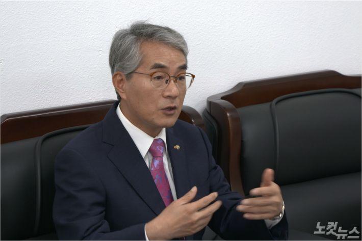 박종훈 경남교육감.(자료사진=경남교육청 제공)