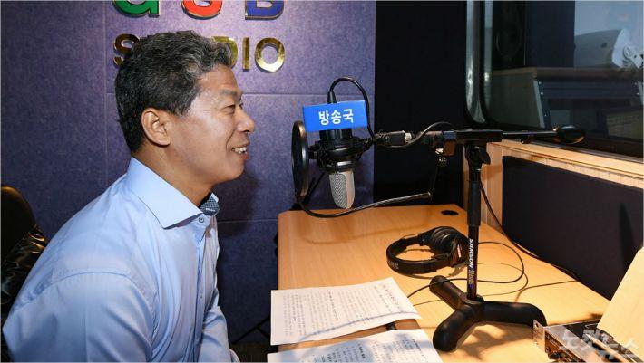 서대석 광주 서구청장(사진=노컷뉴스 DB)