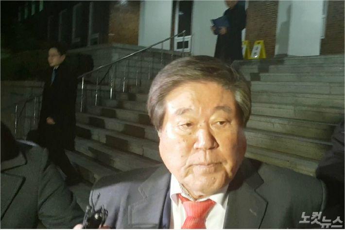 최규성 전 한국농어촌공사 사장. (사진=자료사진)