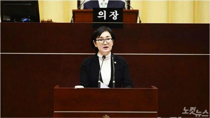 광주 서구의회 김수영 의원.(사진=광주 서구의회 제공)