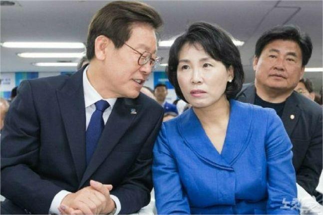 """검찰, """"이재명 부인 김혜경≠혜경궁 김씨""""… '혐의 없음'"""