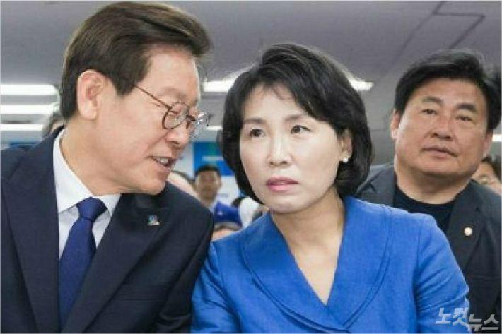가시밭길 이재명, 친형 강제입원 등 3건 기소 … 김혜경, '불기소'