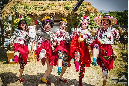 음성품바축제, 2년연속 문화관광 유망축제 선정