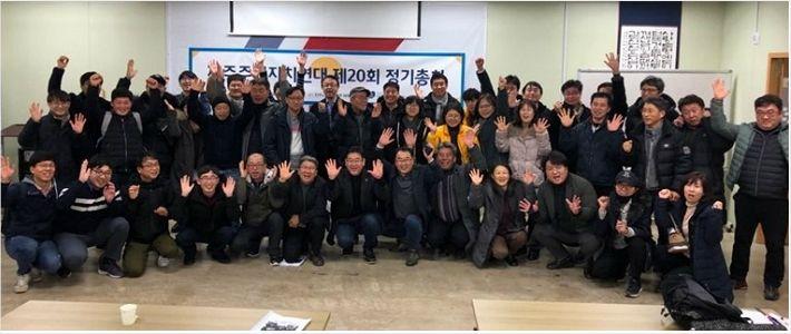 제주주민자치연대 '원희룡 퇴진 운동' 본격 선언