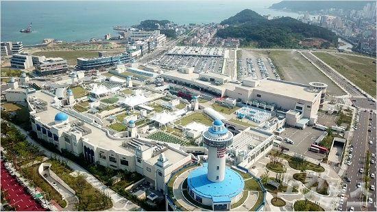 롯데몰 동부산점 전경 (사진 = 롯데쇼핑 제공)