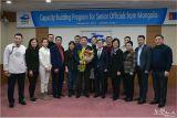 몽골 연수단 관광정책 벤치마킹 여수행