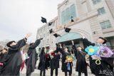전북대, 22일 전기 학위수여식 개최