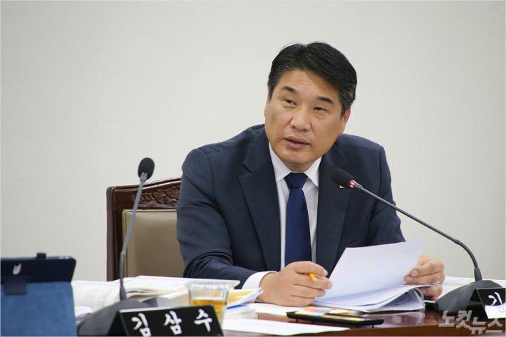 부산시의회 김문기 의원 (부산 CBS)