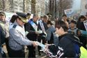경남교육청, '학교폭력 멈춰' 합동캠페인 실시