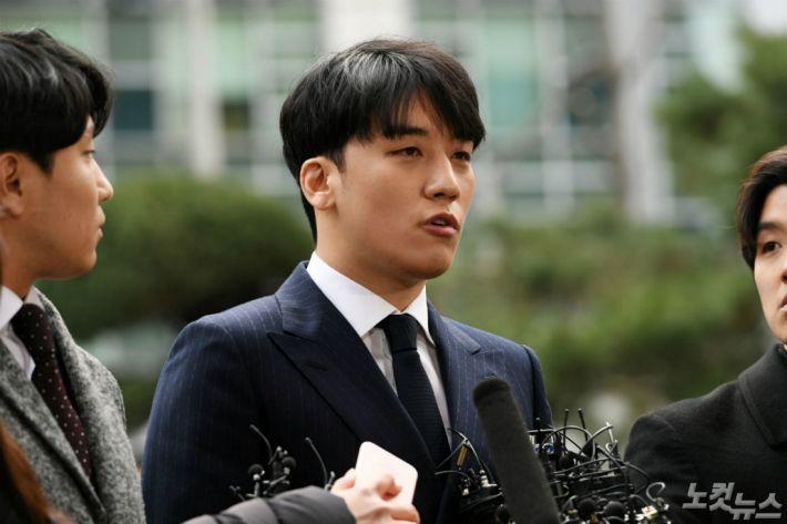 YG 측 세븐과 재계약 안한다…새출발 응원 - 노컷뉴스