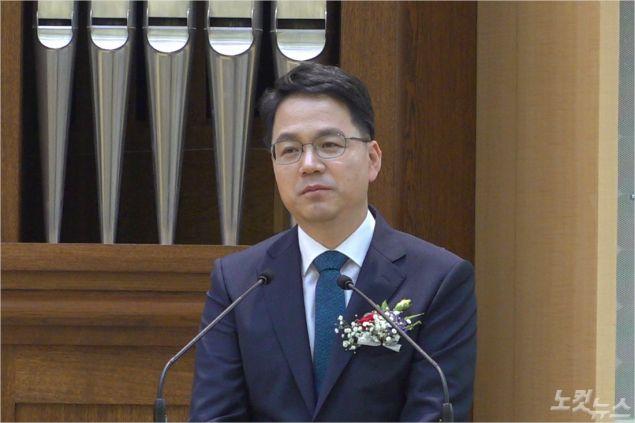 경주제일교회 박동한 담임목사 (사진=포항CBS)