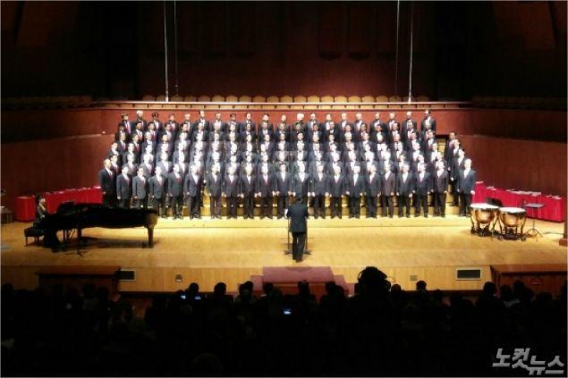 지난해 서울영락교회에서 제6회 정기연주회를 개최한 솔리데오합창단 (사진=자료사진)