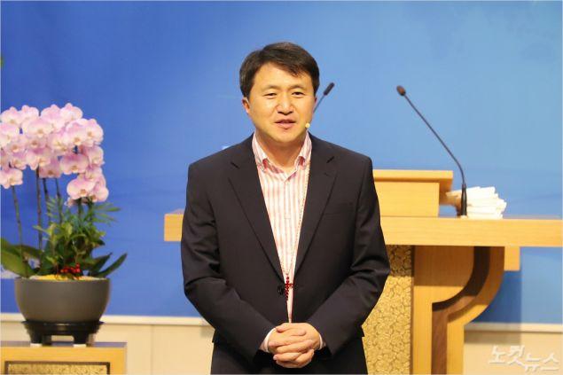 기독교대한감리회 경북동지방은 13일부터 15일까지 포항제일감리교회에서 생명나무교회 이구영 목사(사진)를 강사로 연합부흥성회를 개최했다. (사진=포항CBS)