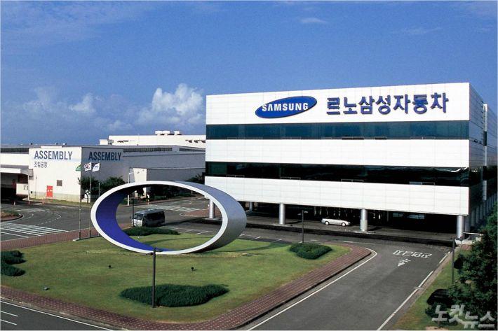 르노삼성차 부산공장 전경 (사진 = 자료사진)