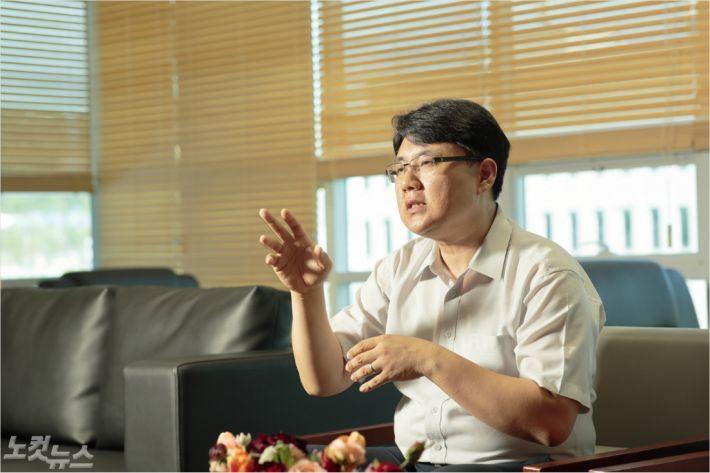 UNIST 기계항공 원자력공학부 강상훈 교수.(사진 = UNIST 제공)