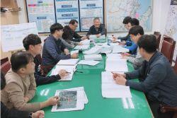 포항 남구청, 태풍 '미탁' 피해 조속 복구 합동설계반 운영