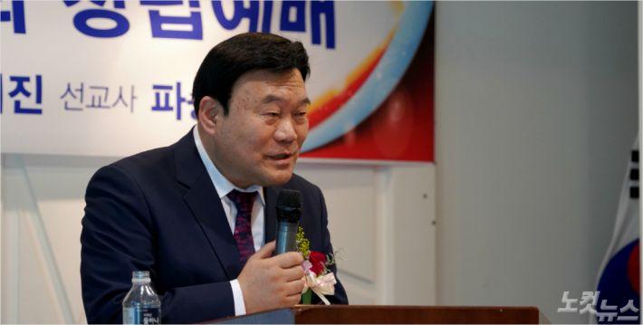 스펠라 세계선교회 대표회장 최정식 목사