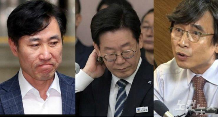 """유시민의 이재명 옹호에 하태경 """"지지자 빼먹으려·· 오히려 독"""""""
