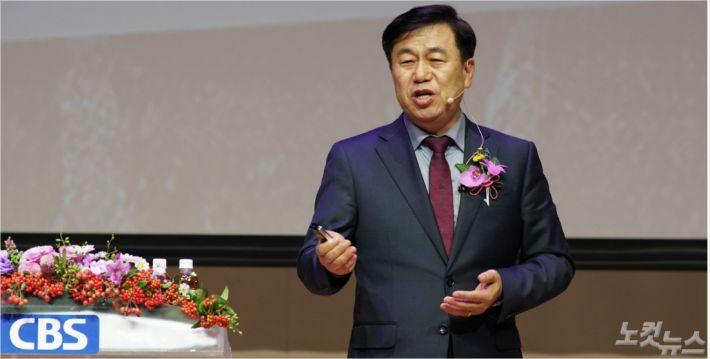 강사로 나선 이수훈 목사