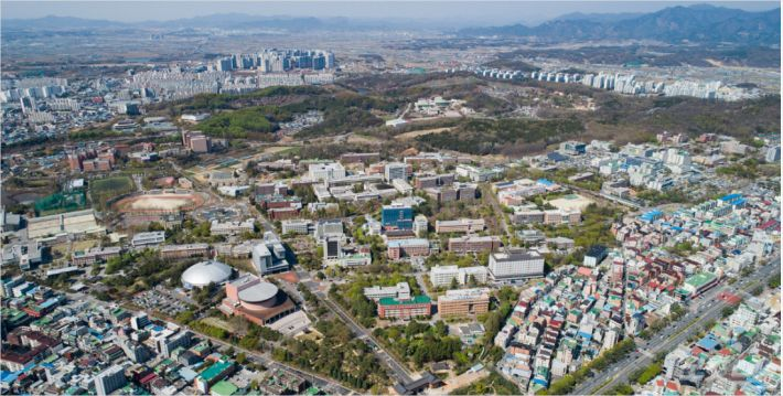 전북대 전경. (자료사진)