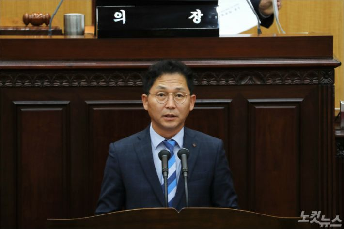 박성원 의원 (사진=충북도의회 의원)