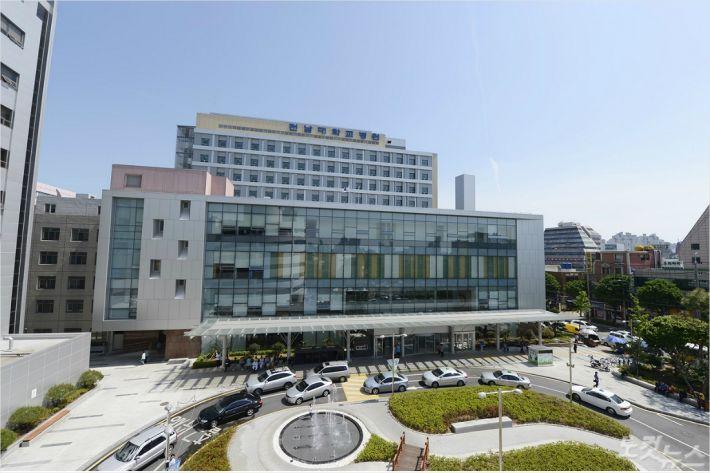 광주 동구 전남대병원 본원(사진=전남대병원 제공)