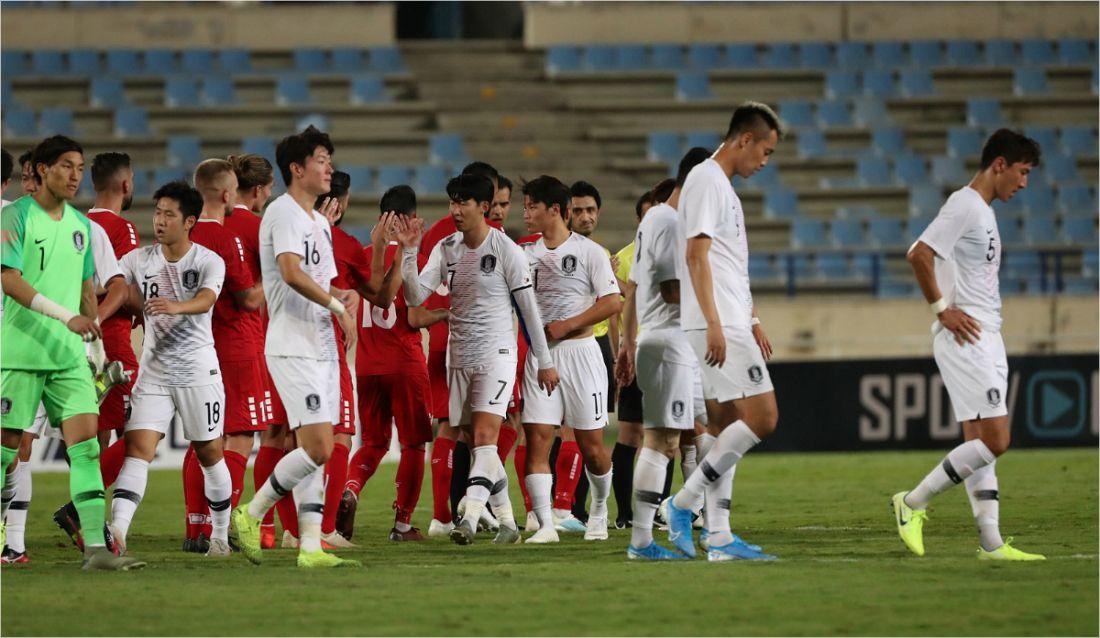 '심상치 않은 2차예선' 아시아 축구 판도가 달라지나?
