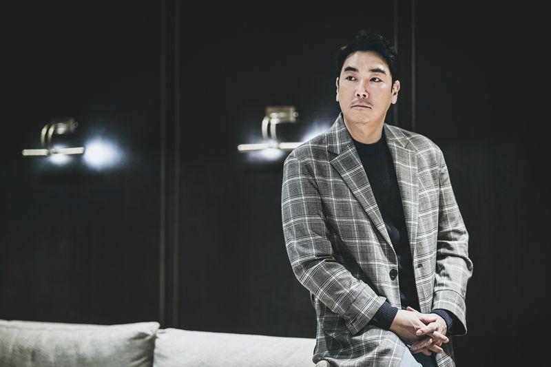 """'블랙머니' 조진웅 """"비릿함 없는 사람이 되고 싶어요"""""""