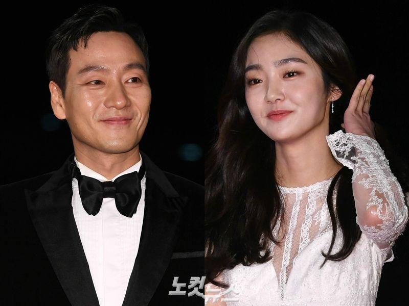 [청룡영화제] 박해수-김혜준 남녀신인상 수상
