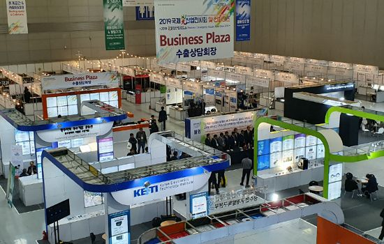 '2019국제광산업전시회' 개최로 광주 광융합기업 글로벌 경쟁력 강화